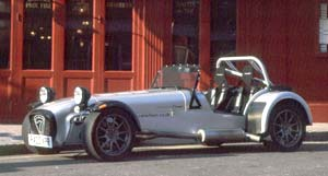 Caterham 7 Superlight R400 2003