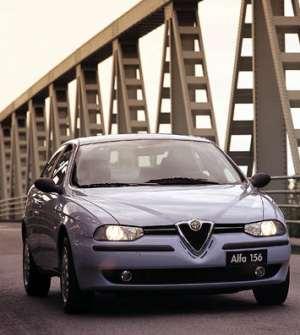 Alfa Romeo 156 1.6 Twin Spark 16v 1997