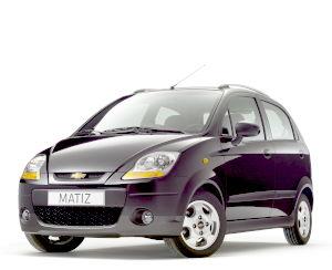 Chevrolet Matiz 1.0 2008