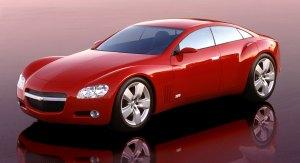 Chevrolet SS 2003