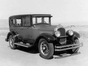 Chrysler Six Imperial 1927