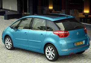 Citroën C4 Picasso 2.0i 16v 2006