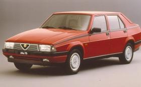 Alfa Romeo 75 2.0 Twin Spark 1987