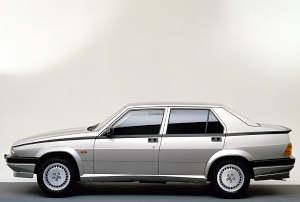 Alfa Romeo 75 1.8 1986