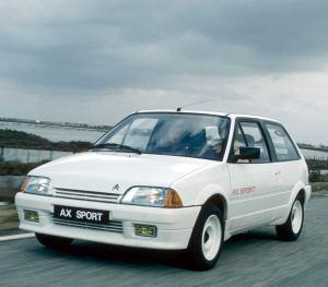 Citroën AX Sport 1987