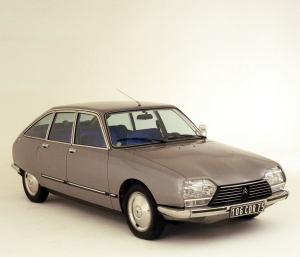 Citroën GS Pallas 1974