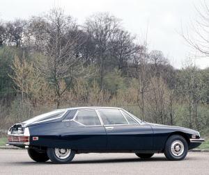 Citroën SM Automatic 1970
