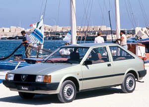 Alfa Romeo Arna 1.5 Ti 1985