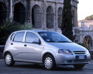 Daewoo Kalos 1.2 Hatchback 2002