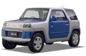 Daihatsu SP-4 1999