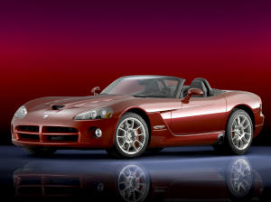 Dodge Viper SRT-10 Convertible 2007