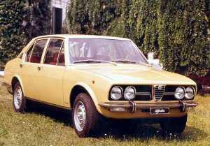 Alfa Romeo Alfetta 1.8 1973