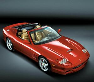 Ferrari Superamerica 2004