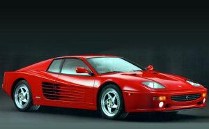 Ferrari F512 M 1994