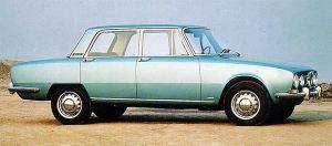 Alfa Romeo 1750 Berlina 1969