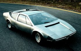 Alfa Romeo Iguana 1969