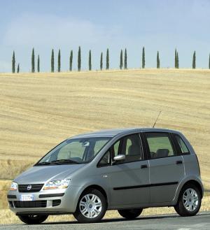 Fiat Idea 1.9 Multijet 2003