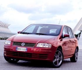 Fiat Stilo 2.4 20v Abarth 2001