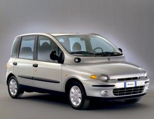 Fiat Multipla 100 16v blupower SX 1998