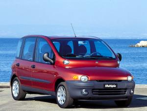 Fiat Multipla 100 16v SX 1998