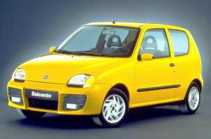 Fiat Seicento Sporting 1998