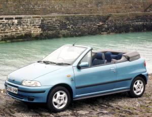 Fiat Punto Cabrio ELX 1994