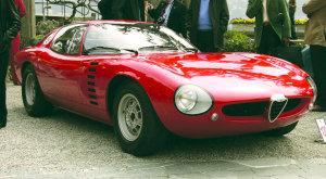 Alfa Romeo Canguro 1964