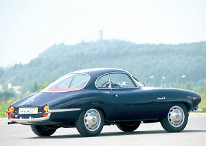 Alfa Romeo Giulia Sprint Speciale (SS) 1963