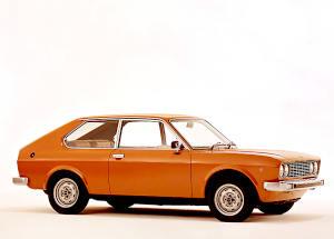 Fiat 128 1100SL Coupé 1971