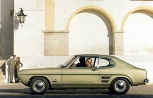 Ford Capri GT 1700 1969