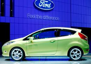Ford Fiesta 1.6 2008