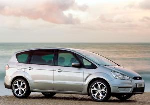 Ford S-MAX 2.0 TDCi 2006