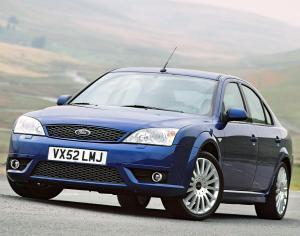 Ford Mondeo ST220 2002