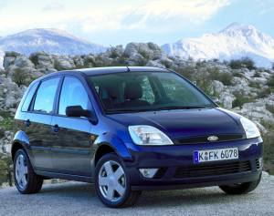 Ford Fiesta 1.6 16v 2001