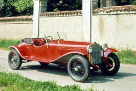 Alfa Romeo 6C 1500 Super Sport 1928