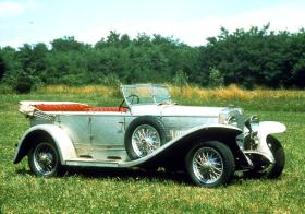 Alfa Romeo RL Super Sport Castagna 1925