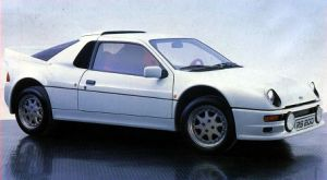Ford RS200 1985