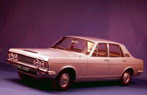 Ford Zodiac Mk IV 1966