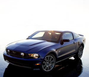 Ford Mustang GT Automatic 2008