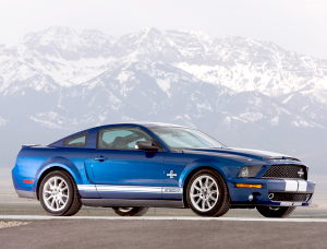 Ford Shelby GT500KR 2008