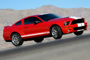 Ford Shelby GT500 2006