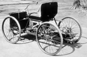 Ford Quadricycle 1896