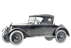 Grant Six Roadster 1920