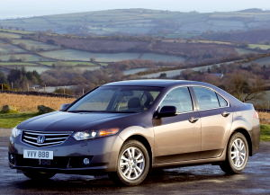Honda Accord 2.2 i-DTEC 2008
