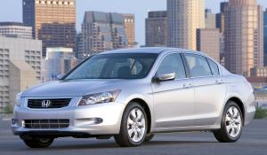 Honda Accord EX V6 2007