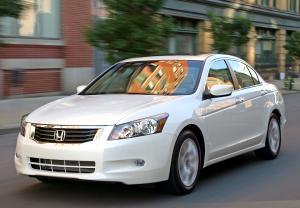 Honda Accord LX Automatic 2007