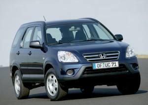 Honda CR-V 2.2 2004