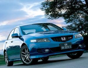 Honda Accord Euro-R 2002