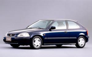 Honda Civic VTi {E-EK4} 1995
