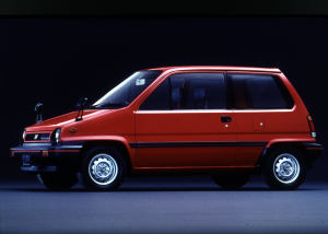 Honda City PRO 1200 R 1982
